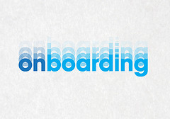 Onboarding graphic, by Pablo Verdugo, from flickr, some rights reserved